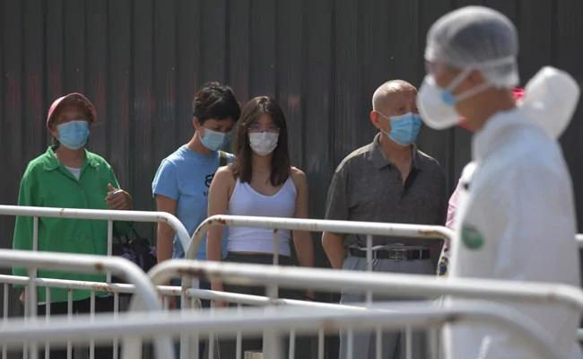 China Conducts 9 Million Tests Five Days After Six Coronavirus Cases - Sakshi
