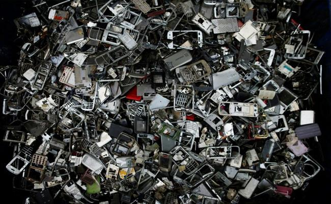 54 Million Tonnes Of E Waste Generated In 2019 - Sakshi