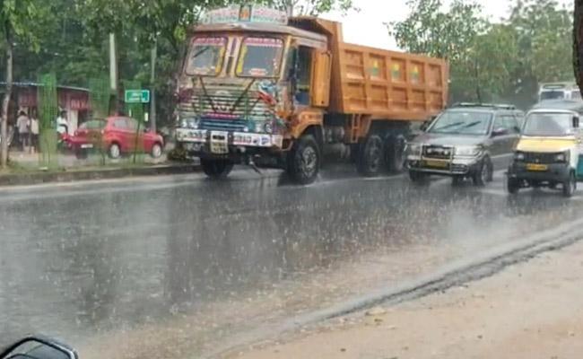 Rains in Telangana - Sakshi
