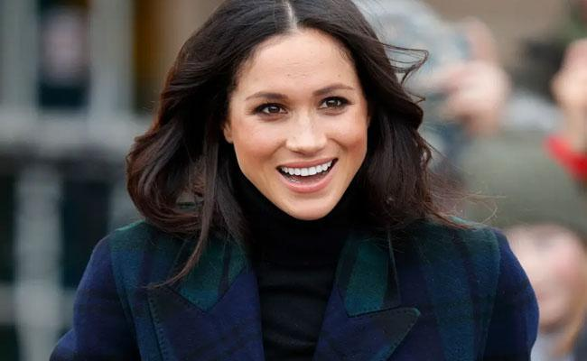 Meghan Markle Says She Was Most Trolled Person In 2019 - Sakshi