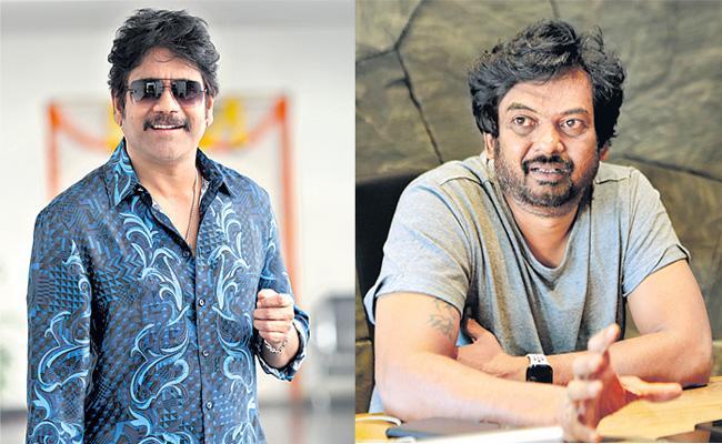 Puri Jagannadh to team up with Nagarjuna Akkineni - Sakshi