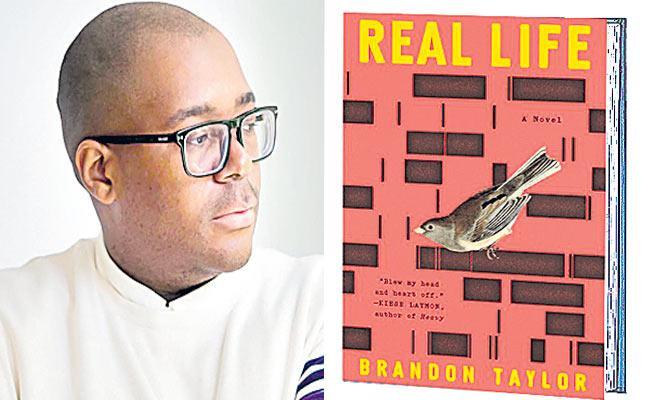 Brandon Taylor Real Life Novel - Sakshi