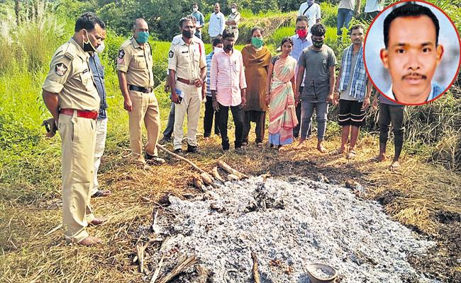 Murder of a tribal in the name of witchcraft - Sakshi
