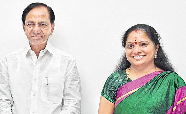 Kavitha Wins Nizamabad MLC Byelection - Sakshi