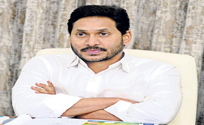 CM YS Jagan comments in a high-level review on the energy sector - Sakshi