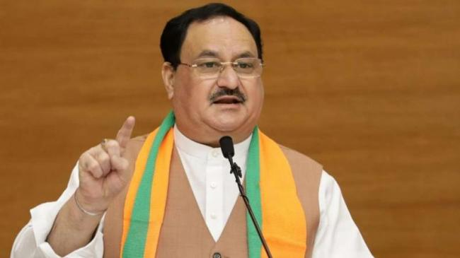 BJP Expels Nine Rebels for Contesting Elections Against NDA Candidates - Sakshi