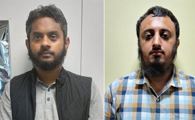 NIA Busts ISIS Group At Bengaluru - Sakshi