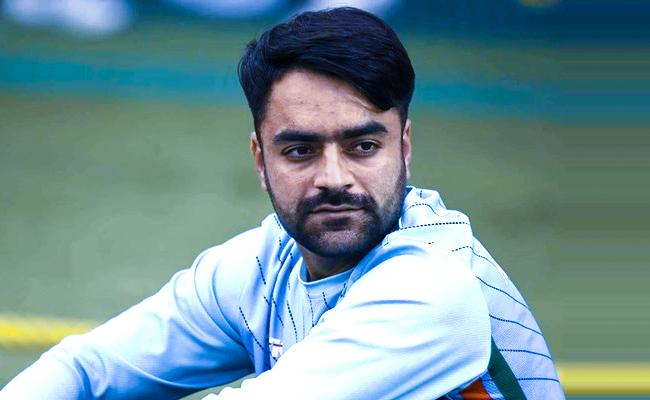 reason behind rashid khan not married until winning the cricket world cup - Sakshi