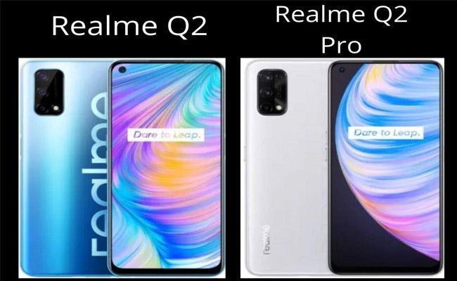 Realme Q2 Pro, Q2, Q2i launched - Sakshi