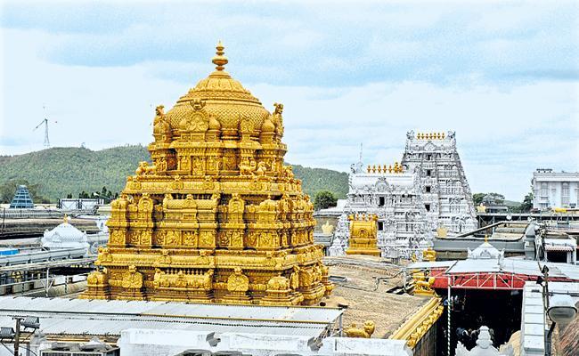 TTD EO Jawahar Reddy Comments About Navaratri Brahmotsavalu - Sakshi