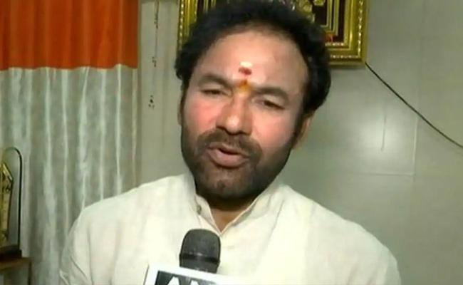 Kishan Reddy Comments Over Hyderabad Floods - Sakshi