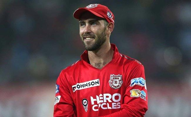 Glen Maxwell Says Not Compare His Performance In IPL Against Australia - Sakshi