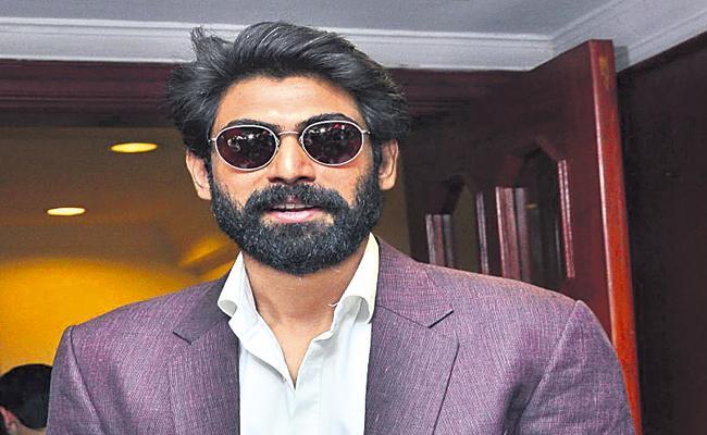Rana Virataparvam is beginning again - Sakshi