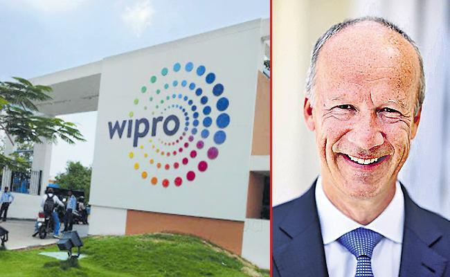 Wipro posts stable quarter announces Rs 9500 crore buy back plan - Sakshi