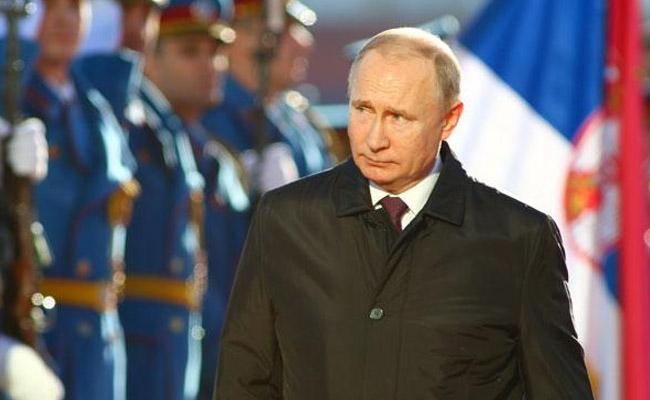 Russia now has a second Covid-19 vaccine says Putin - Sakshi