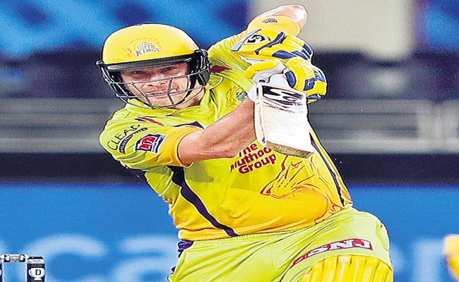 Chennai Super Kings won again in IPL After two consecutive defeats - Sakshi