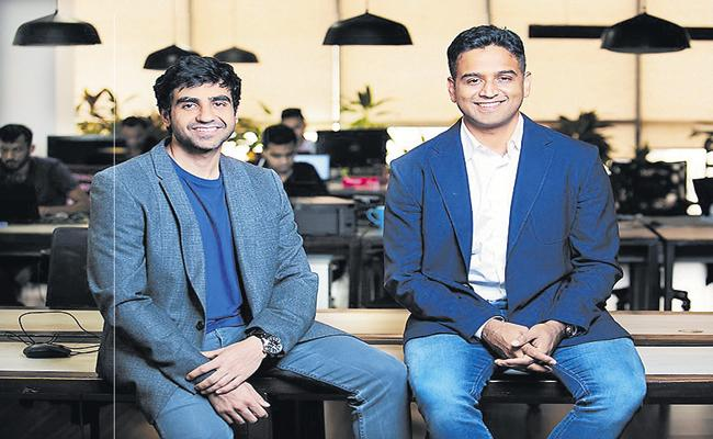 Zerodha brothers topped the list of young treasures - Sakshi