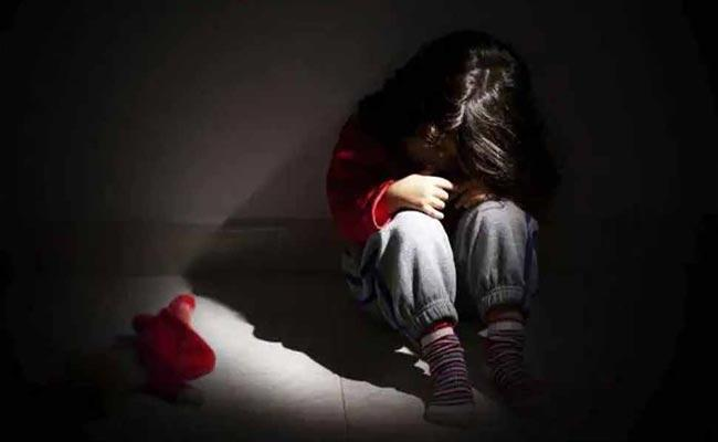 Four Year Girl Assaulted by Family Member in Hathras - Sakshi