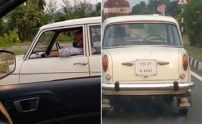 Video Of Driverless Fiat In Tamil Nadu Baffles Internet - Sakshi