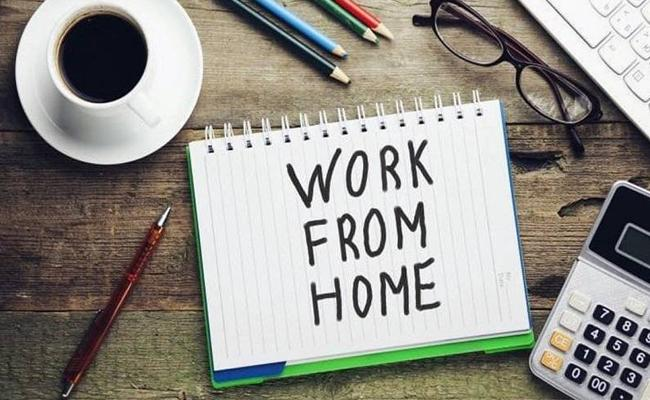 Work From Home StressFul For Most Survey Says - Sakshi