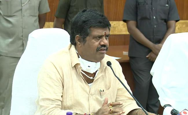 Before Comments On govt,  Chandra Babu Should Come To State - Sakshi