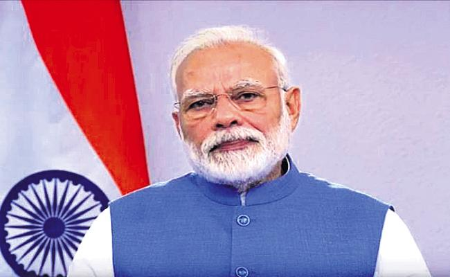 PM Narendra Modi phone Call To CM YS Jagan - Sakshi