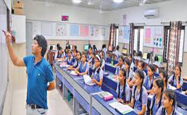 abinet approves school education reform project - Sakshi