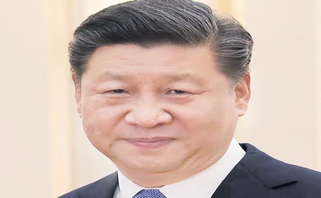 China President Xi Jinping tells troops to focus on preparing for war - Sakshi
