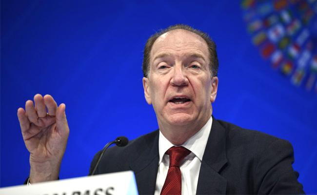 World Bank Says World Experiencing Worst Recessions Due To Covid - Sakshi