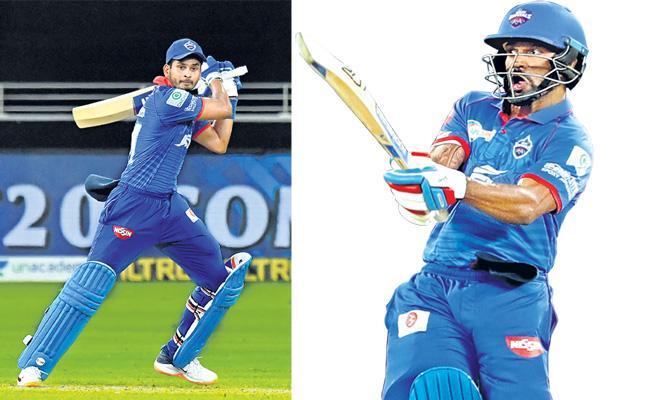 Delhi Capitals beat Rajasthan Royals by 13 Runs - Sakshi