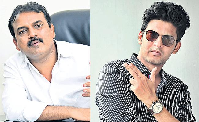 Koratala Siva teams up with Naveen Polishetty - Sakshi