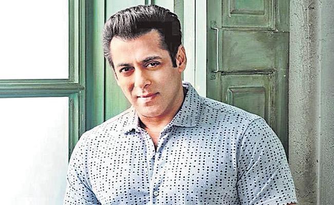 Salman Khan wraps filming Prabhu Deva directorial Radhe - Sakshi