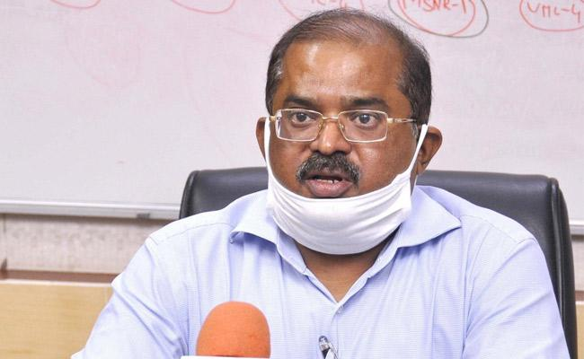 Heavy Rain: Collector Imtiaz Talks In Press Meet Over Krishna River Flood - Sakshi