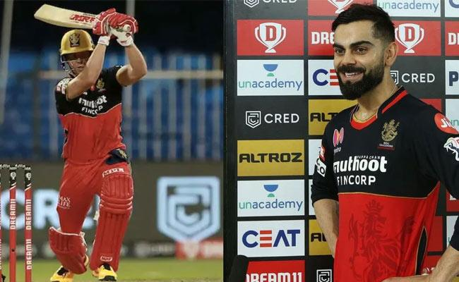 ab devilliers sent at no 6 to counter kxip leg spinners - Sakshi