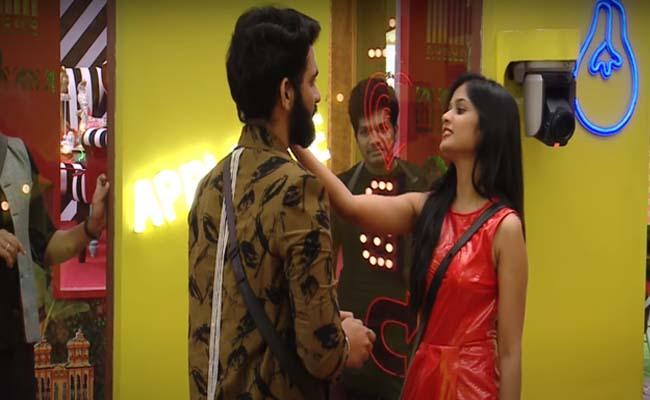 Bigg Boss 4 Telugu: Noel Slams Kumar Sai In Task - Sakshi