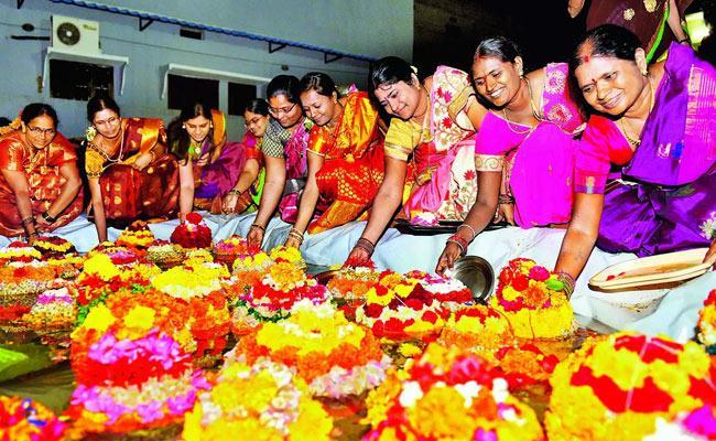 Special Story About Bathukamma Festival - Sakshi