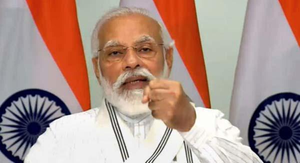 Narendra Modi Says New Farm Laws Will Boost Farmers Income - Sakshi