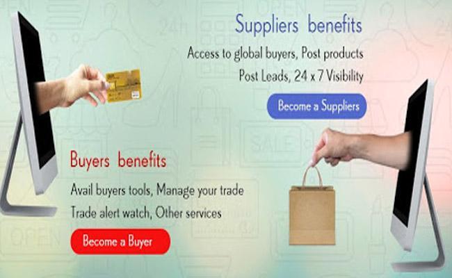 MSME Mart-global transactions - Sakshi