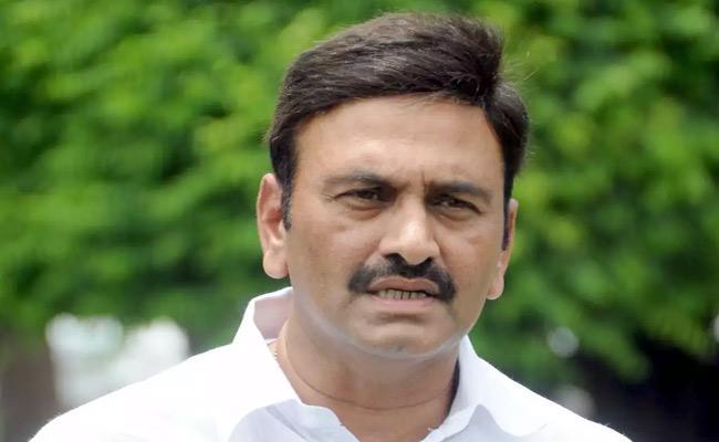 Raghurama Krishnam Raju Out From Parliament Standing Committee - Sakshi
