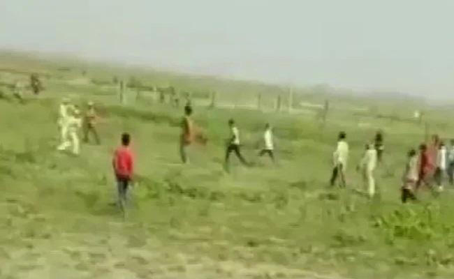 UP BJP MLA Aide Allegedly Shoots Man Dead - Sakshi