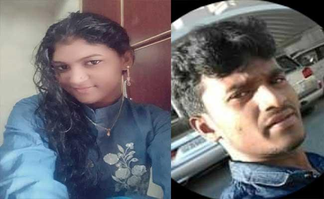 Police Identified Love Couple Committed Suicide In Forest At Nellore - Sakshi