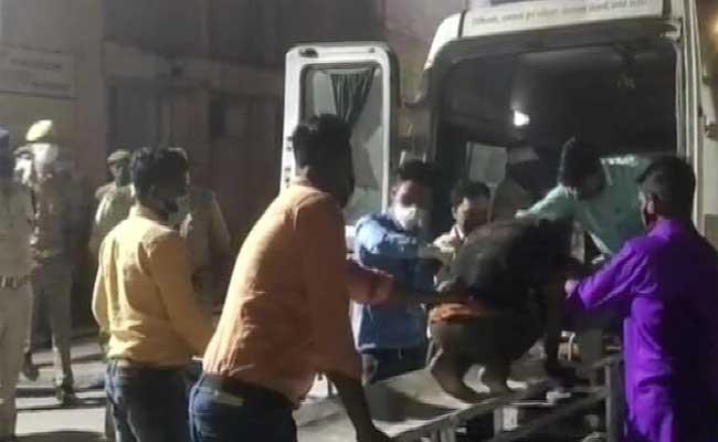 7 Deceased In UP Road Accident  - Sakshi