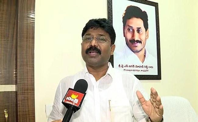 Adimulapu Suresh Responded To Changes In School Childrens Register - Sakshi