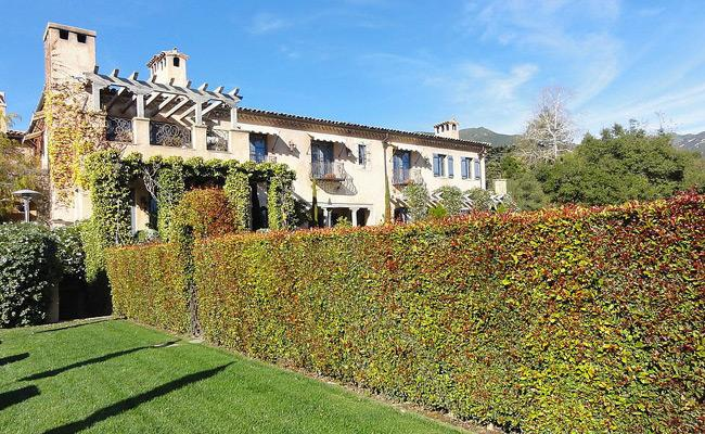 Montecito Mansion Listed For Rent At 700 Dollars For An Hour - Sakshi