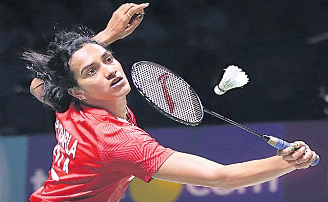 PV Sindhu aims to hit the ground running in 2021 - Sakshi