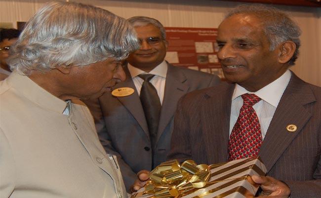 Challapalli Suryanarayana Got Place In Top 100 Materials Scientists - Sakshi