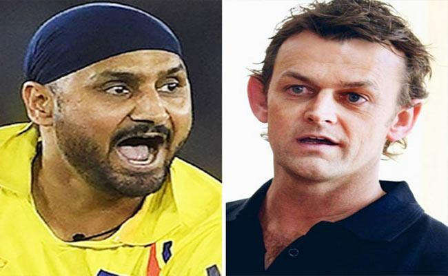 Adam Gilchrist Recalls Twitter War With Harbhajan - Sakshi