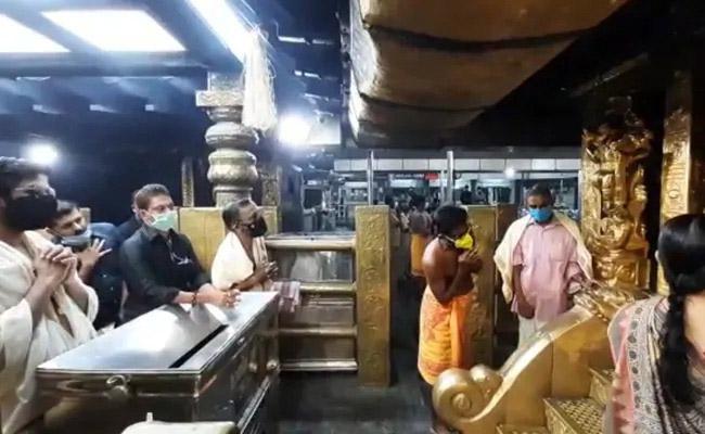 Sabarimala Temple Reopens; Kerala Govt Released Guidelines - Sakshi