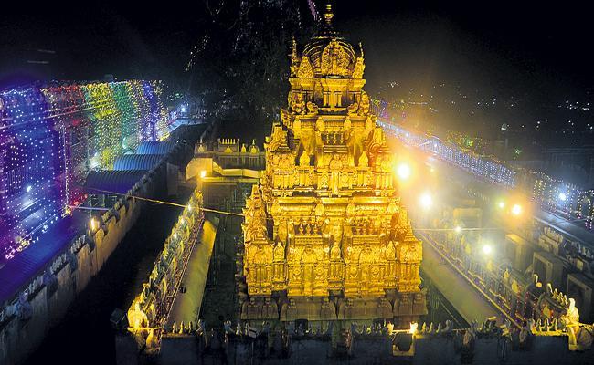Sharan navaratri celebrations from 17th October - Sakshi
