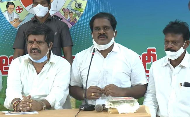 YSRCP BC Leaders Thanks To CM Jagan For Announce BC Corporations - Sakshi